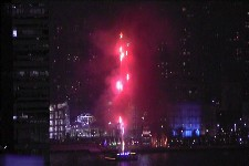 Fireworks on HuangPu